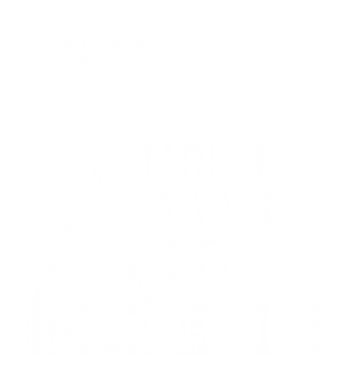 OTC Marketing Awards 2017 Runner-up