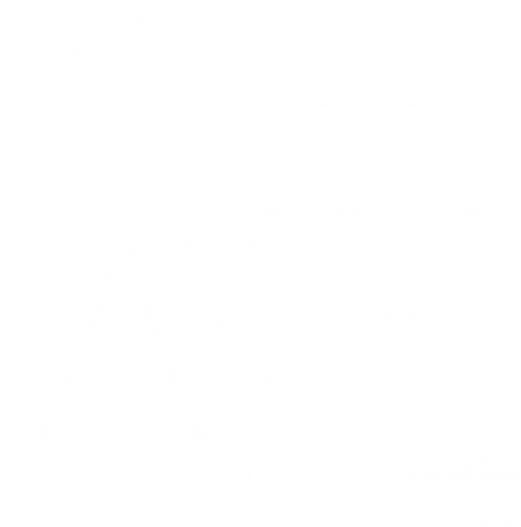 OTC Marketing Awards 2018 Winner