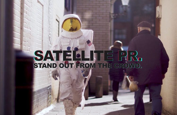 Satellite PR blog
